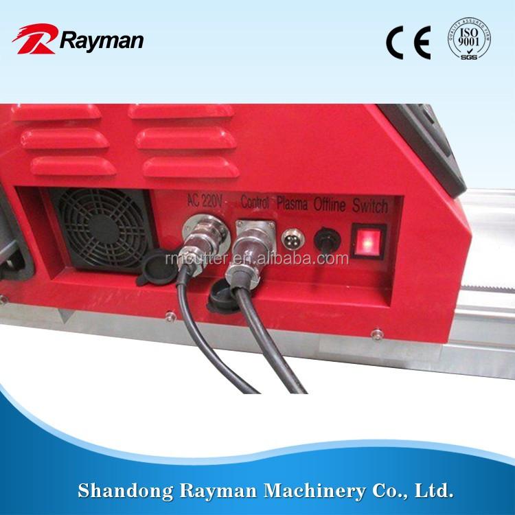 Nouveau petit cnc plasma machine de découpe plasma cnc plasma cutter