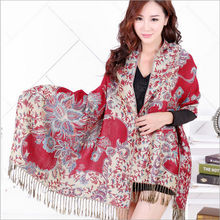 2014 Hot Promotional Pashmina Scarf
