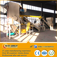copper pvc recycling machine for scrap wire cable