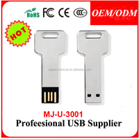 100pcs , 4gb cheap factory selling swivel metal usb flash drive