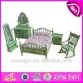 2015 nueva muebles de madera de juguete conjunto, Populares de los niños de madera verde muebles del juguete conjunto, Tauromaquia y fotografía decoración WJ278062