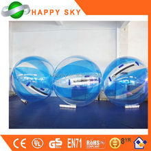 Popular sale running ball water, giant water ball, human hamster ball in pool