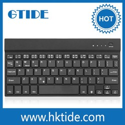 Wireless Bluetooth Slim Keyboard for iPhone iPad Samsung Galaxy Tablet PC and Laptop