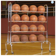 Fashionable Multi Function Basketball Shelf
