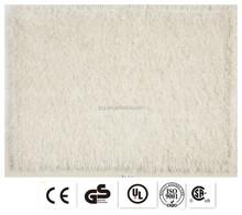shag pile custom exhibition plain antislip luxury carpets and rugs