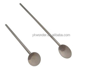 stainless steel coffee stirrer, used in coffee and drink, available in various sizes