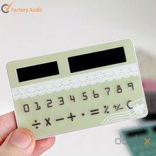 Solar Energy Pocket Calculator