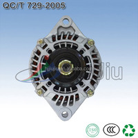 small car alternator used car parts alternator for CHRYSLER with 12V 120A 4S CW lester:13892