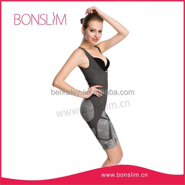 WB903B EcoFriendly Sexy Women Natural Bamboo Charcoal Slimming Body Shaper2.jpg