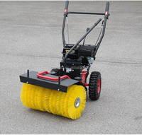 3-in-1 turf sweeper