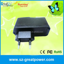 Universal cell tablet 12v 1.5a 18w ac adapter manufacturer