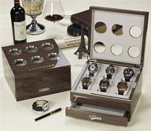 china packaging paint luxury wood veneer watch box