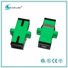 Single Mode Simplex SC/APC Fiber Optic Adapt Surlink