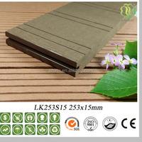 wood plastic composite outdoor furniture/wpc decking floor/timber