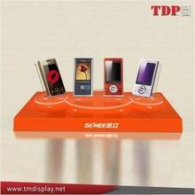 acrylic mobile phone display rack,mobile display for retail