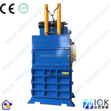 Competitive price & high quality products Hard Plastic Baler