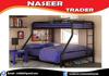 stylish metal bunk beds
