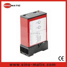 Double channel ac dc loop detectors