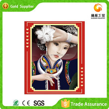 Decor Painting Wholesale Abstract Diy Diamond Drawing Human Figure Oil Painting