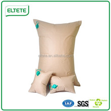 Kraft Air Dunnage Bag with green valve