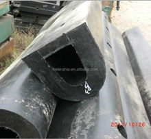 Shandong factory provide black color all sizes many years warrenty durabal D style fender