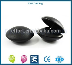 Qualified ABS EAS Golf Tags 8.2mhz Rf Mid Golf Hard Tag