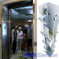 Lift for Small Homes,indoor,outdoor,cheap,low cost Lift