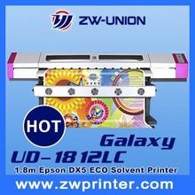 Phaeton eco solvent printer with e--p.s on head/DX5 print head
