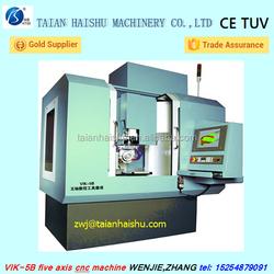 multi-functions VIK-5B five axis five linkage CNC tool grinding machine tools