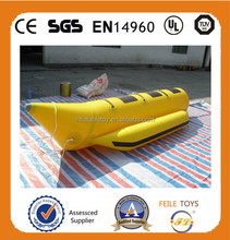 2015 inflatable water boat,inflatable banana boat for sale,used inflatable boats for sale