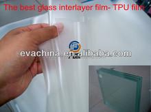 TPU hot melt adhesive film