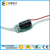 New 320mA 5W low voltage input 24-45Vac/24-60Vdc wholesale led bulb driver for MR16