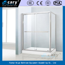 square one solid two activities simple shower room