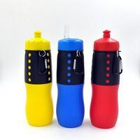 Wholesale Fashionable Travelling set bpa free LFGB silicone drink bottle
