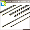 Different 310 201 316l 304 stainless steel pipe sizes