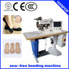 shanghai hanfor ultrasonic seamless underwear fusing and bonding machine for seamless socks