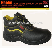 HL-A020 leahter rangers safety shoes