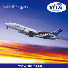 air freight from china to solomon