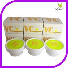 Natural Vitamin C skin brightening anti-freckly spots removal the face shop whitening cream