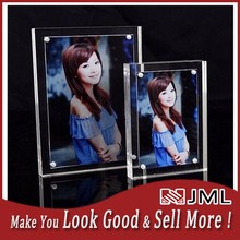 Superior quality! Custom sized clear acrylic design frame picture for sale