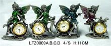 Top selling pewter cheap branded clocks with great price