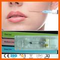Caliente venta inyectable Facial ácido hialurónico, Ácido hialurónico dérmica de inyección, Ácido hialurónico inyecciones para comprar