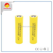 ICR18650HE4 LG Chem ICR18650HE2 high drain lithium battery