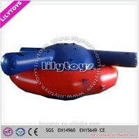 Environment friendly colorful waterproof floating water filled sex toy