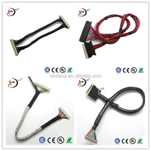 24 Pin Female To Male ATX Power Extension Cable UL1007 / UL1015