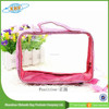Alibaba China Top Quality Cheap Pvc Clear Bags With Zipper