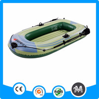 CE certificated one person inflatable boat/ fishing boat inflatable
