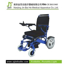 180KG Loading folding power electric wheelchair basketball