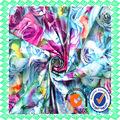 personalizado impreso tafetán forro 210t recubrimiento de pa tafetán poli forro textil