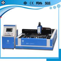 Economical 500W Fiber Laser Cutter Thin Metal Sheet Laser cutting Price